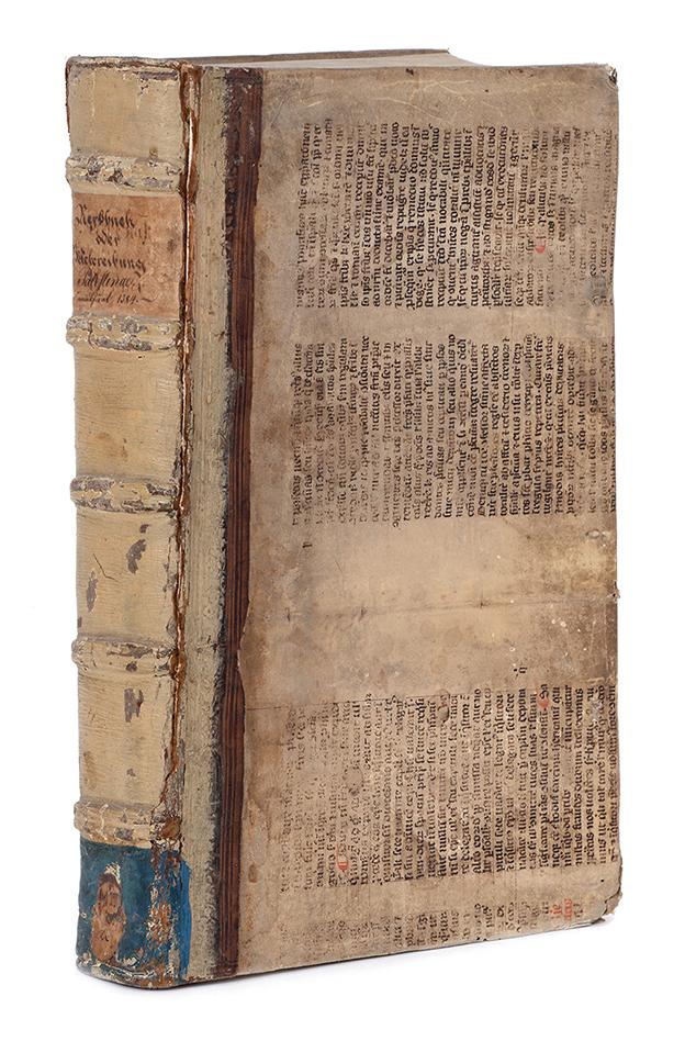 Anthology of Stories - Journeys to the Holy Land - Frankfurt, 1584