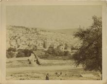 Collection of Photographs of Palestine - Felix Bonfils and the Zangaki Brothers - Late 19th Century