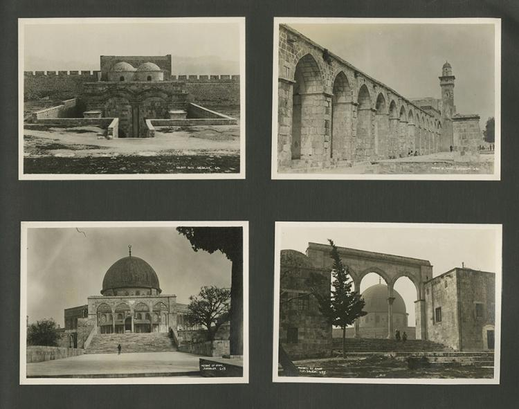 Album with High Quality Photographs from Palestine