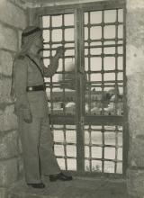 Five Press Photographs - Israeli Independence War - Jordanian Legion in the Old City, 1948