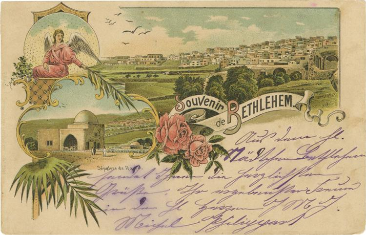 Collection of Postcards - Bethlehem