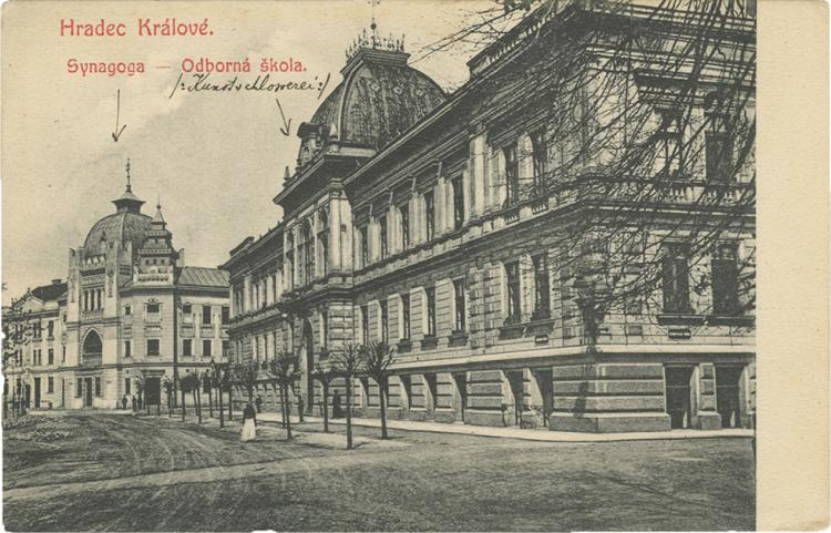 Collection of Postcards - Synagogues