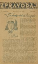 Issues of Daily Newspapers - the Czechoslovak Contingent in the Middle East - World War II