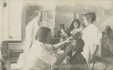 Feigenbaum Family Archive - Early Photographs of Jewish Clinics in Jerusalem and a Large Collection of Letters