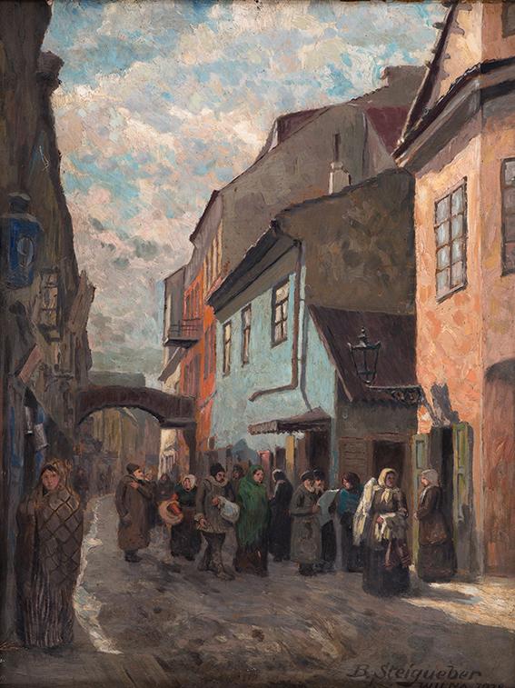 Bruno Steigueber (1879-?)