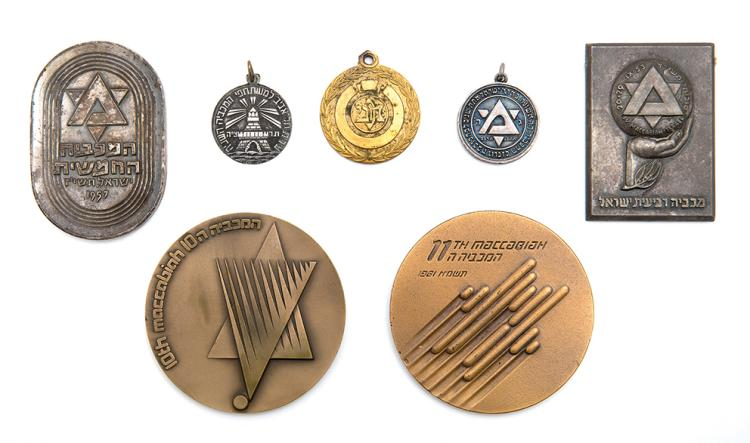 Collection of Medals -
