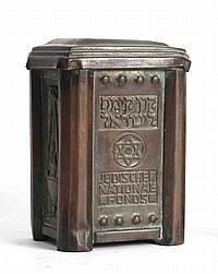 JNF Box Manufactured by Fleischhacker