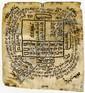 Four Parchment Amulets - Home Protection