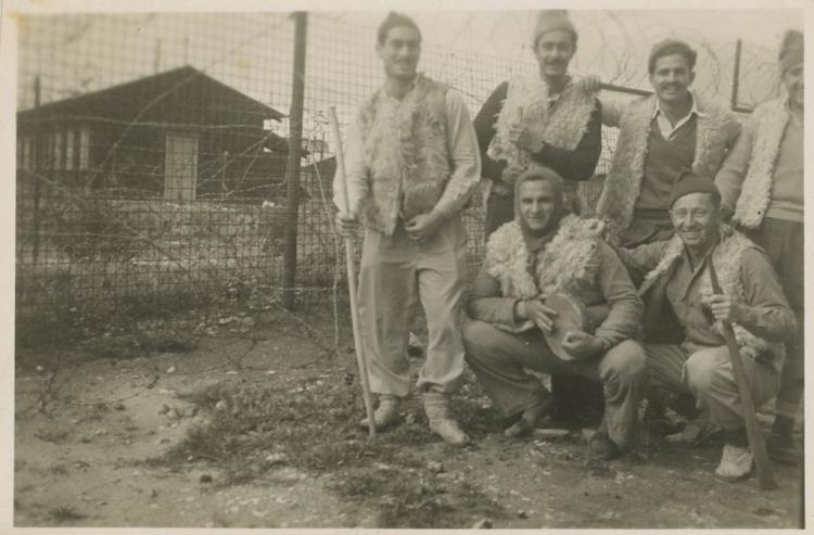 Extensive Collection of Photographs - Atlit and Latroun Detention Camps