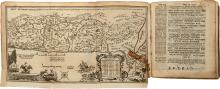 Passover Haggadah - Ma'ale Beit Chorin - With Map of Eretz Israel - Amsterdam, 1781