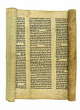 Esther Scroll - Many Highlighted Holy Names