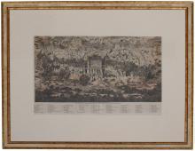 Panorama of Jerusalem ? Paris, 1862