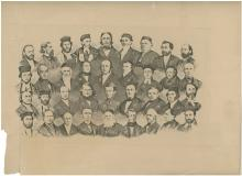 Portraits of Rabbis and Intellectuals