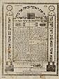 Jerusalem Ketubah - 1926