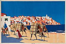 Jaffa - Poster - London, 1929