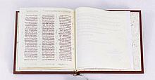 Keter Aram Tzova - The Scroll of Ruth - Elaborate Facsimile on Parchment