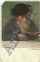 Photograph of Rabbi Chaim of Sanz, Lazar Krestin, Click for value