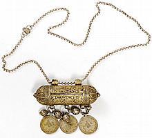 Yemenite Amulet Pendant