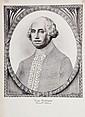 George Washington - Printed Micrography - U.S.A
