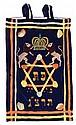 Torah Scroll Mantle, 1933