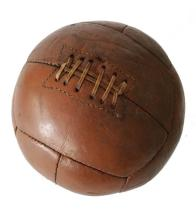Bruce Lee's original medicine ball