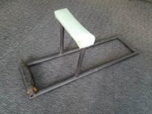 Bruce Lee's original Roman chair