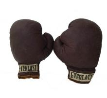 Bruce Lee owned and used pair of Everlast boxing gloves