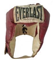 Padded Everlast sparring head gear