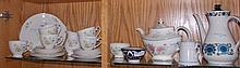 Royal Doulton teapot: Kismet pattern, Marlborough