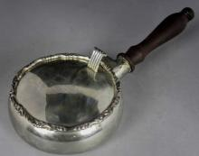 Antique Sterling Silver Butler Tray