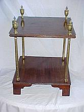 Period 1790-1820 Adam dwarft bookstand