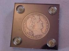 1908 Half Dollar Coin