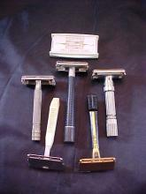 Lot of 5 Razors