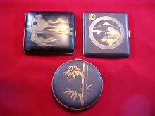 Lot of 3 Early Compacts