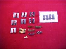 Lot of 17 Assorted Military Pins