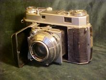 Early Kodak Retina 2 Camera