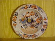 Early Mason's Ironstone China Dish