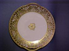 Nippon Porcelain Serving Tray
