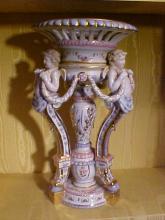 Louis XV French Porcelain Centerpiece