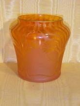 Art Nuveau Attributed to Dawm Nancy France Jar