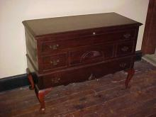 Lane Mahogany Blanket Chest