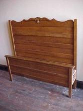 Oak Full Size Bed