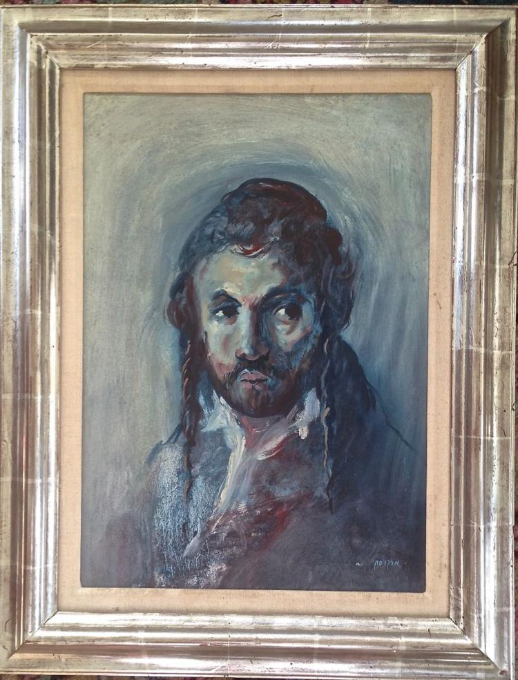 Judaica Painting ,
