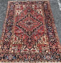 Semi-Antique Persian Rug : 8' 3