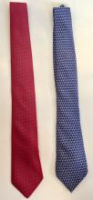 Hermes Paris Silk Men's Ties