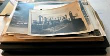 Inez Croom, Interior & Architectural Photographs, 1930's-1950's. Original Collection of Over 100 Photographs, Many Signed & Identified