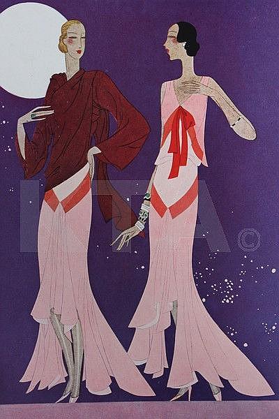 Femina magazine, Modes d'Hiver 1929 and Autumn