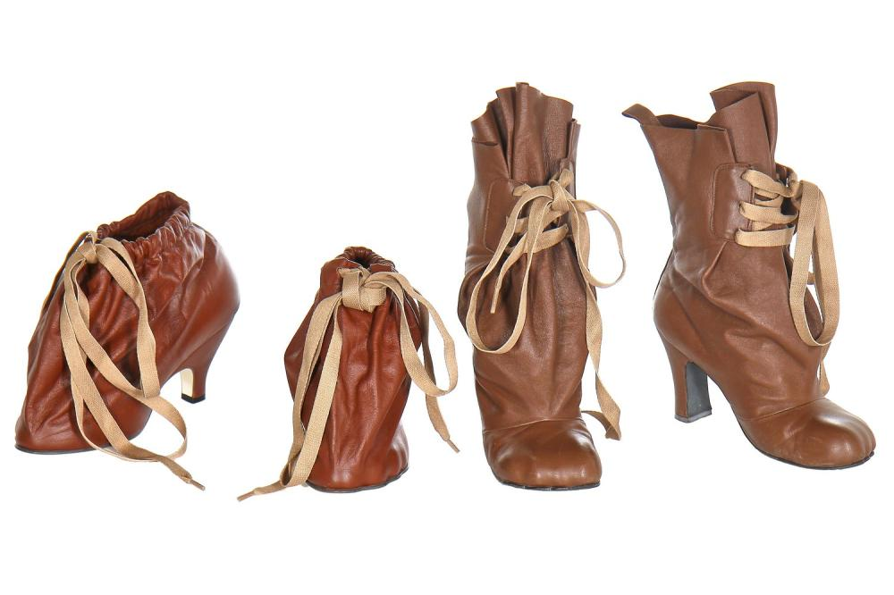 Three pairs of Vivienne Westwood ankle boots, 2000s-2010s,