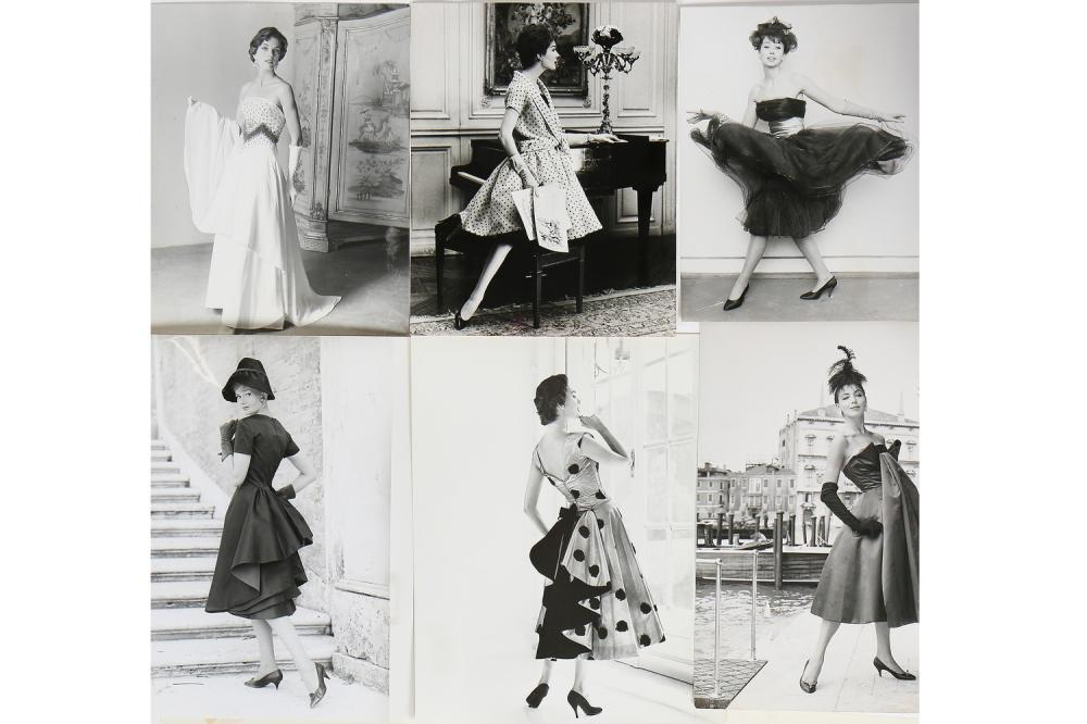 An interesting group of press photographs, mainly late 1950s-60s,