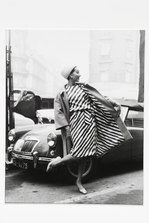 Press photographs and ephemera relating to Maison Christian Dior, 1953-1970,